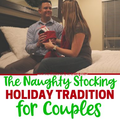 Are you ready to put some spice into your marriage this holiday season? A naughty stocking is the perfect way to do this! Find out how now!