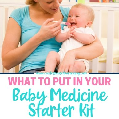 As a new mom, you may be worried about what medications are safe for your newborn. This baby medicine starter kit has all of the essentials to keep your newborn healthy and happy!