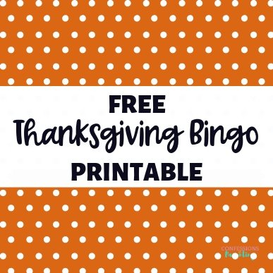 image regarding Thanksgiving Bingo Printable identified as Absolutely free Thanksgiving Bingo Sport - Confessions of Parenting