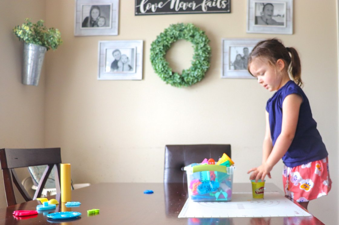 how to keep the house tidy with kids