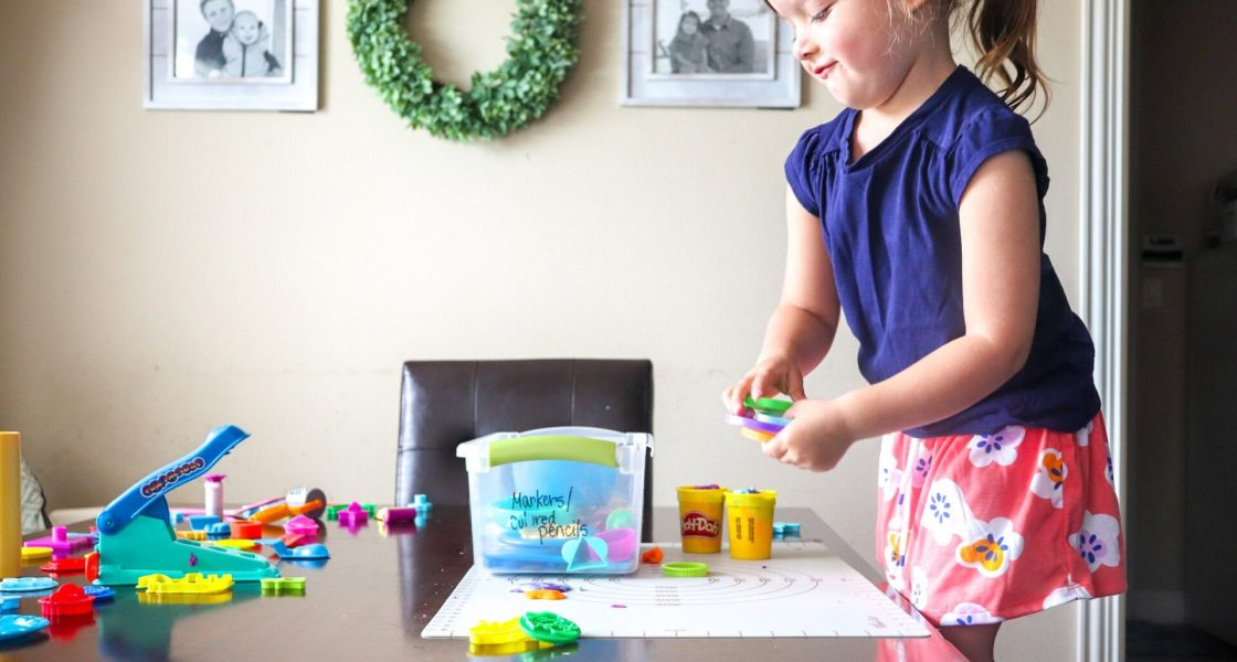 How to keep  your house tidy with kids