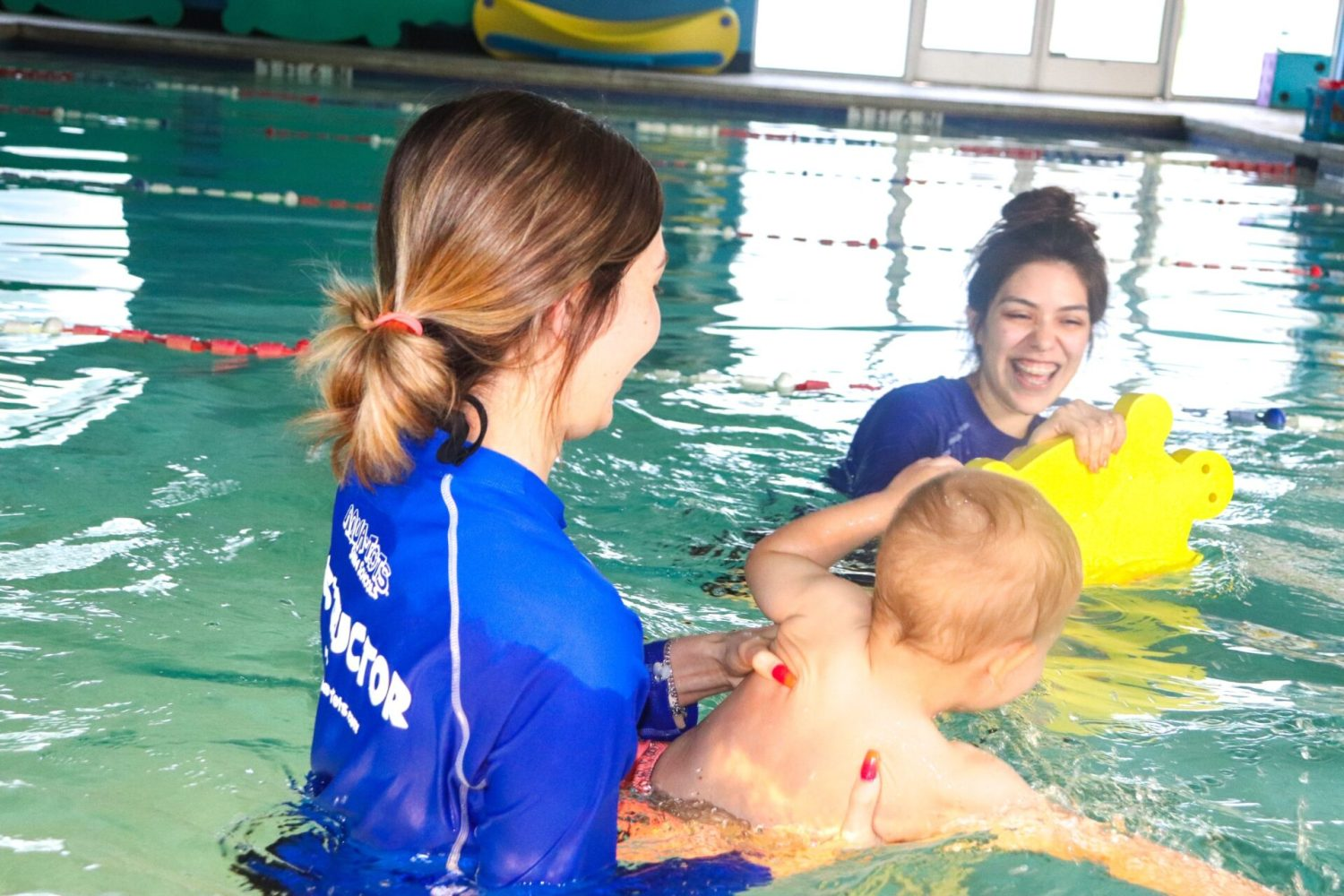 Drowning is the 2nd leading cause of death in children, find out how to protect your kids and how swim lessons save your marriage!
