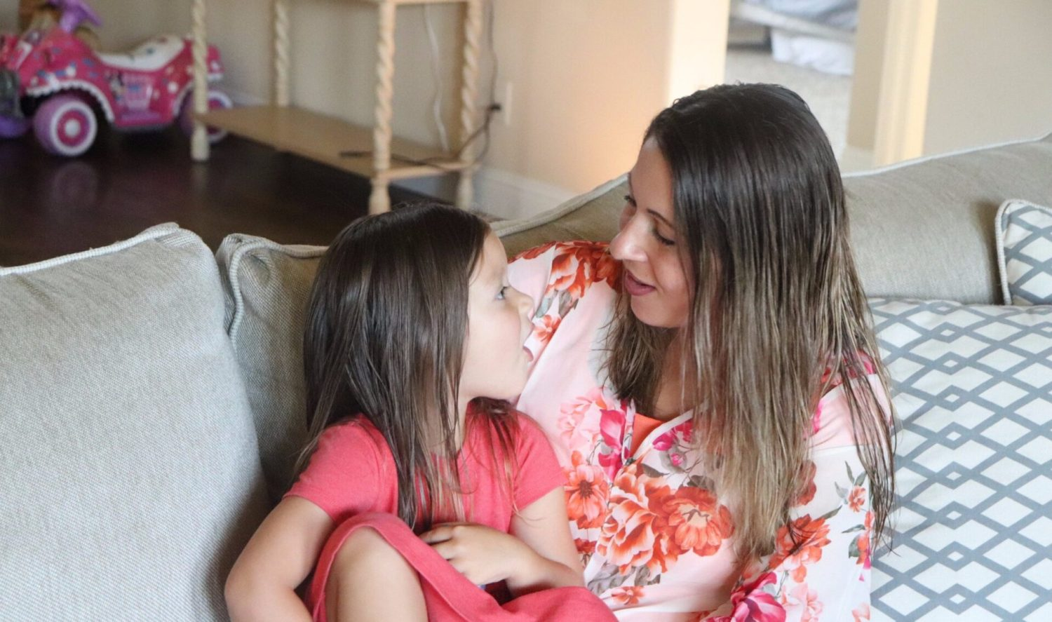 Toddlers develop speech at different times. These 5 simple toddler speech delay exercises help give your child an extra boost to encourage speech development.