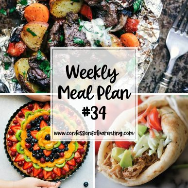 Tired of not knowing what you're going to get with your food? Try our transparent weekly meal plan for families and know you're getting simple and yummy food!
