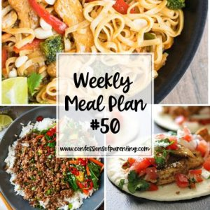 Who has time to try and decipher complicated recipes? Not most families! Use our simple as ABC weekly meal plan for families to bypass those tricky recipes!