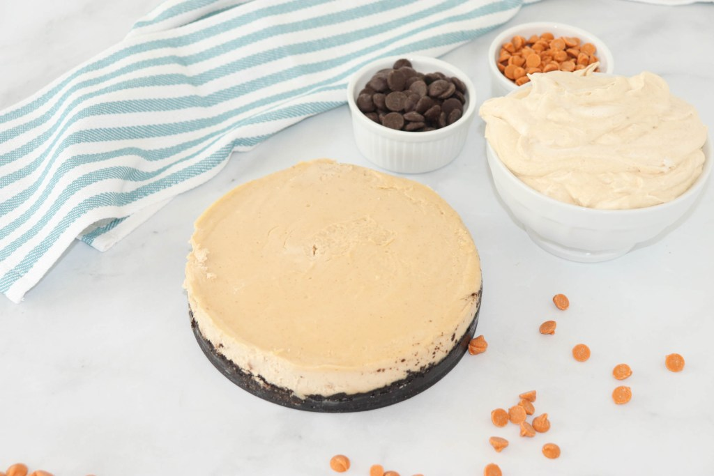 Looking for a new twist on the Instant Pot Cheesecake? Check out this delicious foolproof Instant Pot Peanut Butter Cheesecake! You will have everyone begging for more!
