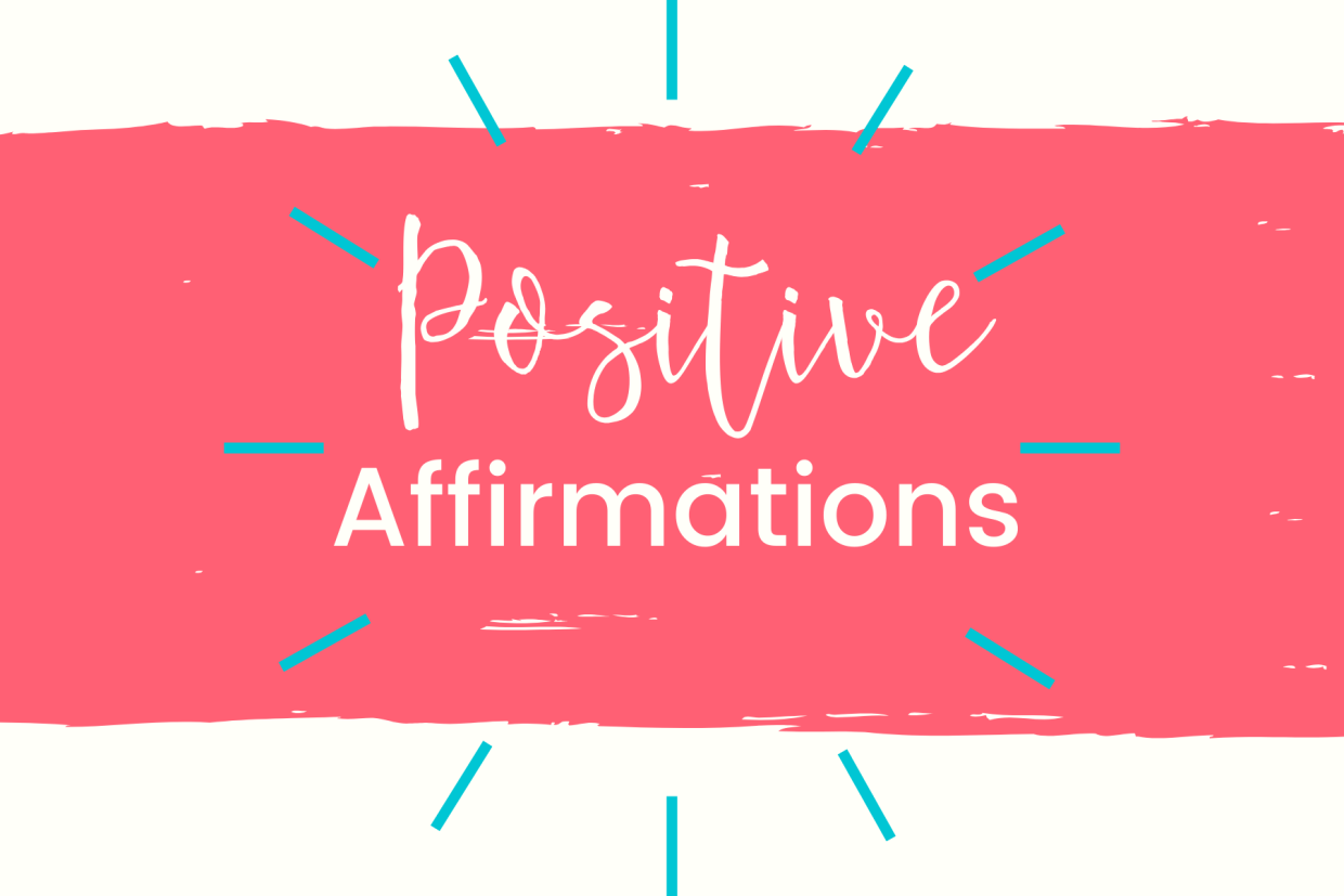 Have you heard of using positive affirmations to lift your mood and improve your day? Positive affirmations if used can change your mood and outlook on life!