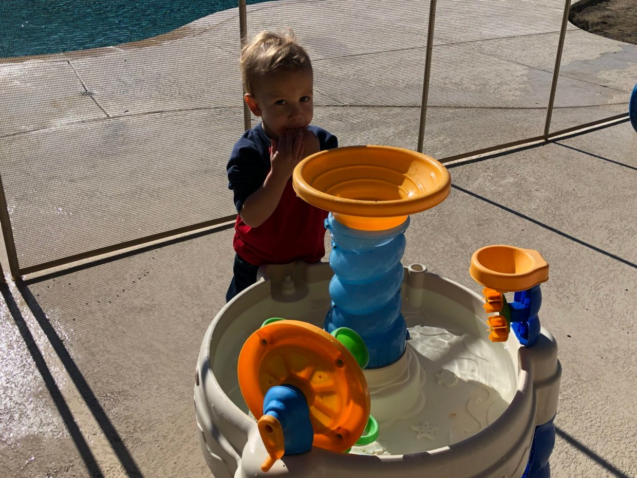 Beat the heat with these water toys for toddlers! I've made a list of the best outdoor water toys that you can enjoy with your family this summer.