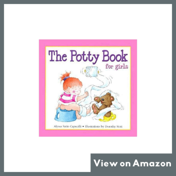 Potty Training Books For Toddlers