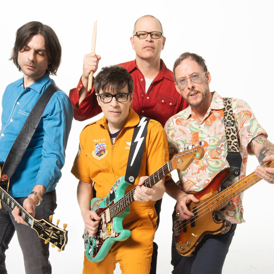 Coup double pour Weezer ! :
