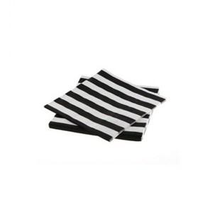 sambellina-black-stripe-napkins - love the occasion