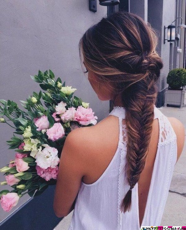 Amazing hairstyle options for the evening 18