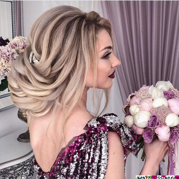 Amazing hairstyle options for the evening 2