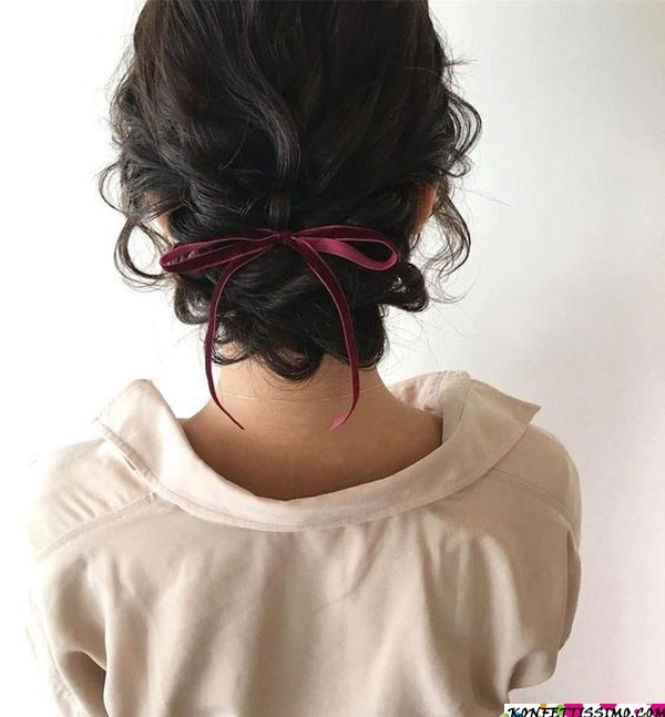 Amazing hairstyle options for the evening 13