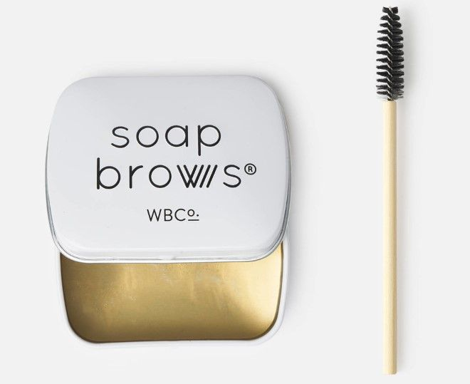eyebrow soap