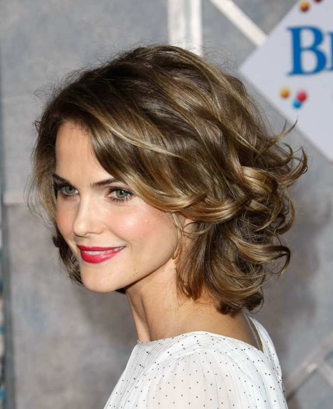 Trendy haircuts and hairstyles for short hair 2020 - 82 photos 55