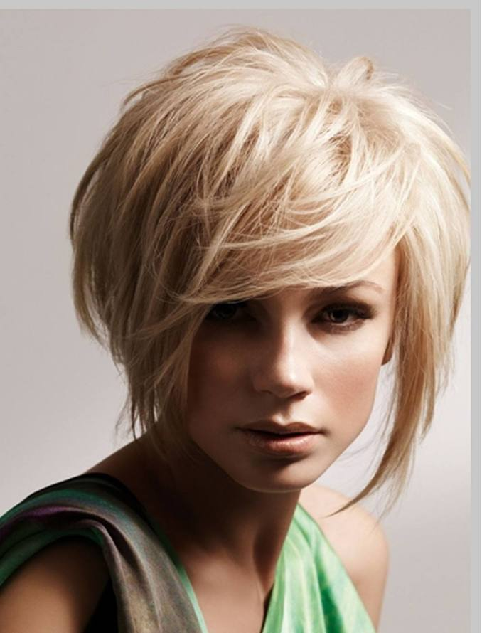 Trendy haircuts and hairstyles for short hair 2020 - 82 photos 82