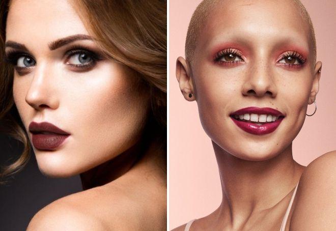 Makeup Monochrome