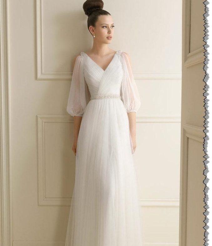 Elegant Greek style dresses 8
