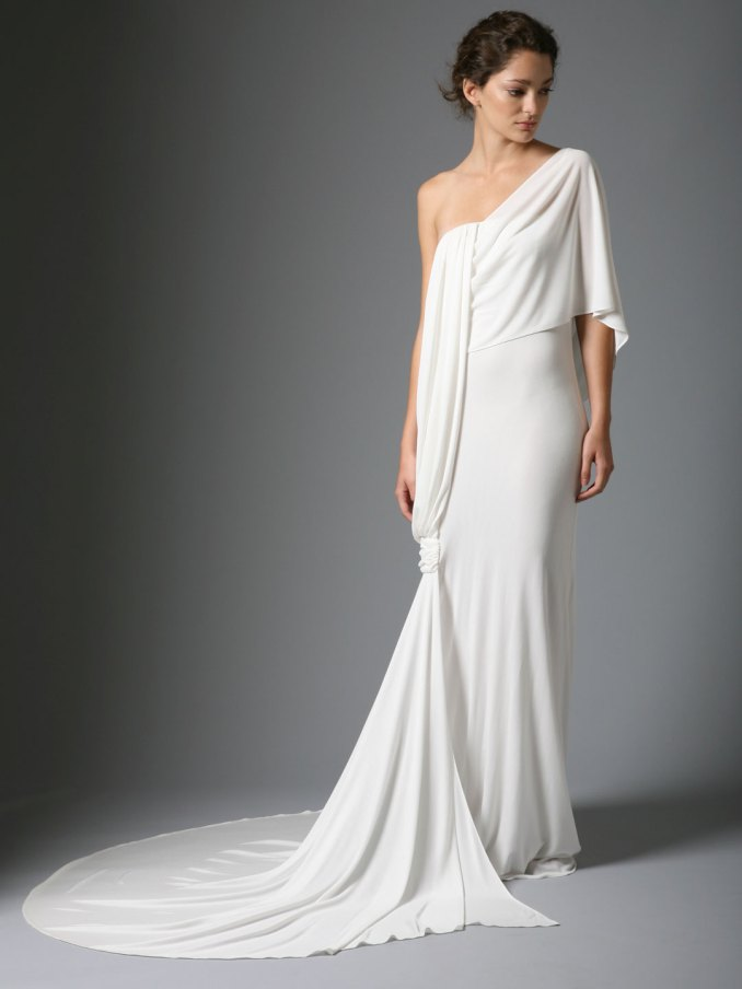 Elegant Greek style dresses 11