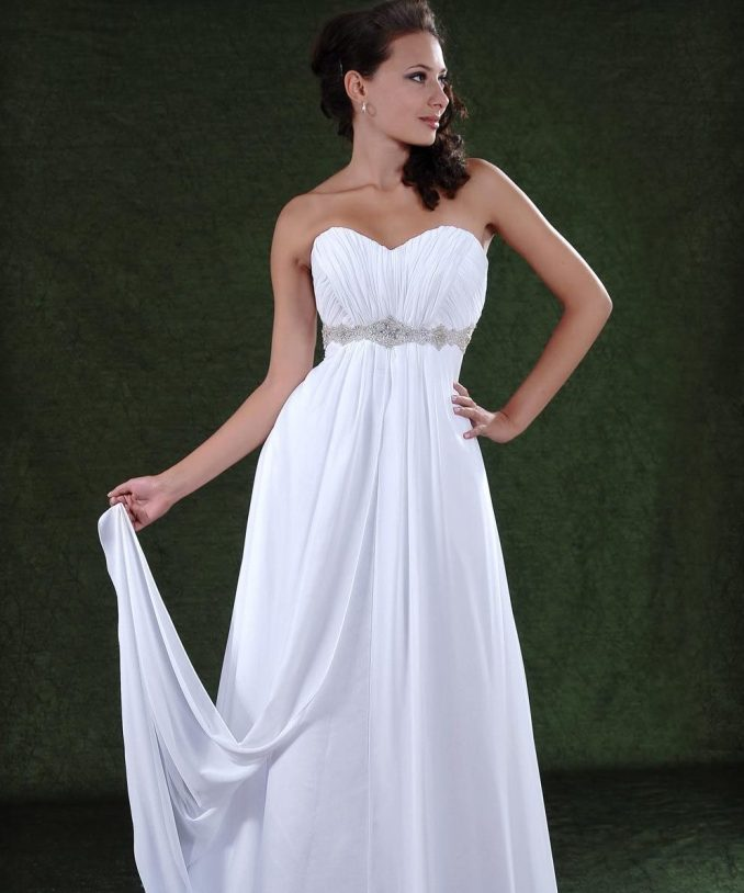 Elegant Greek style dresses 17