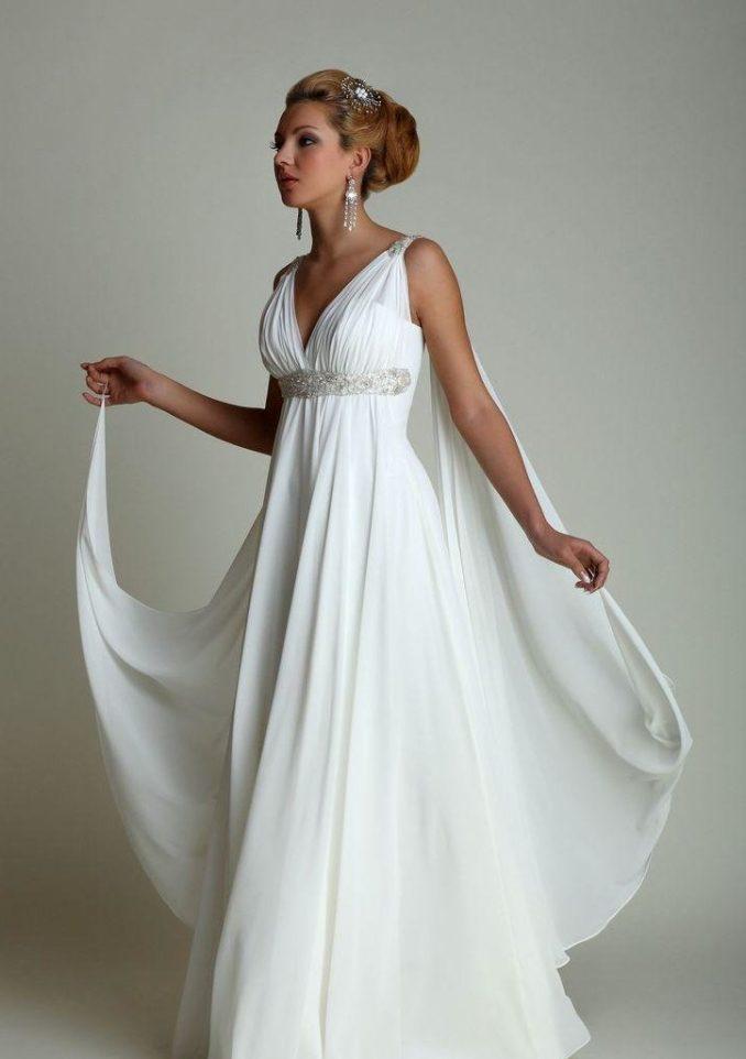 Elegant Greek style dresses 47