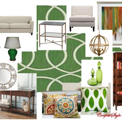 Color Inspiration:  Emerald Green