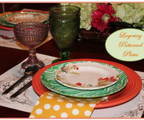Table Setting By ConfettiStyle