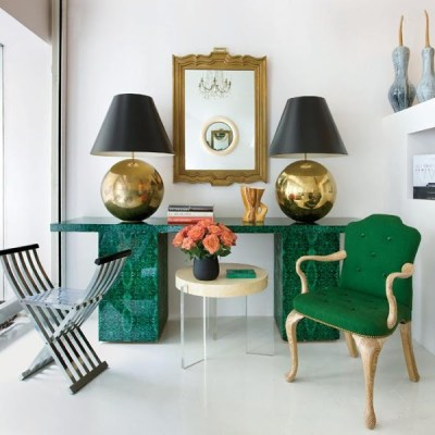 Design Trend: Malachite