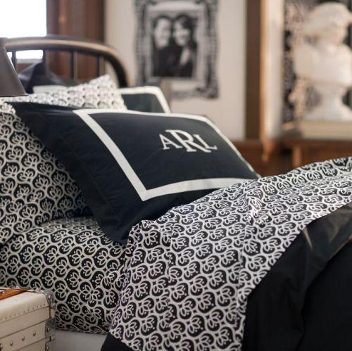PB Teen Florette Bedding
