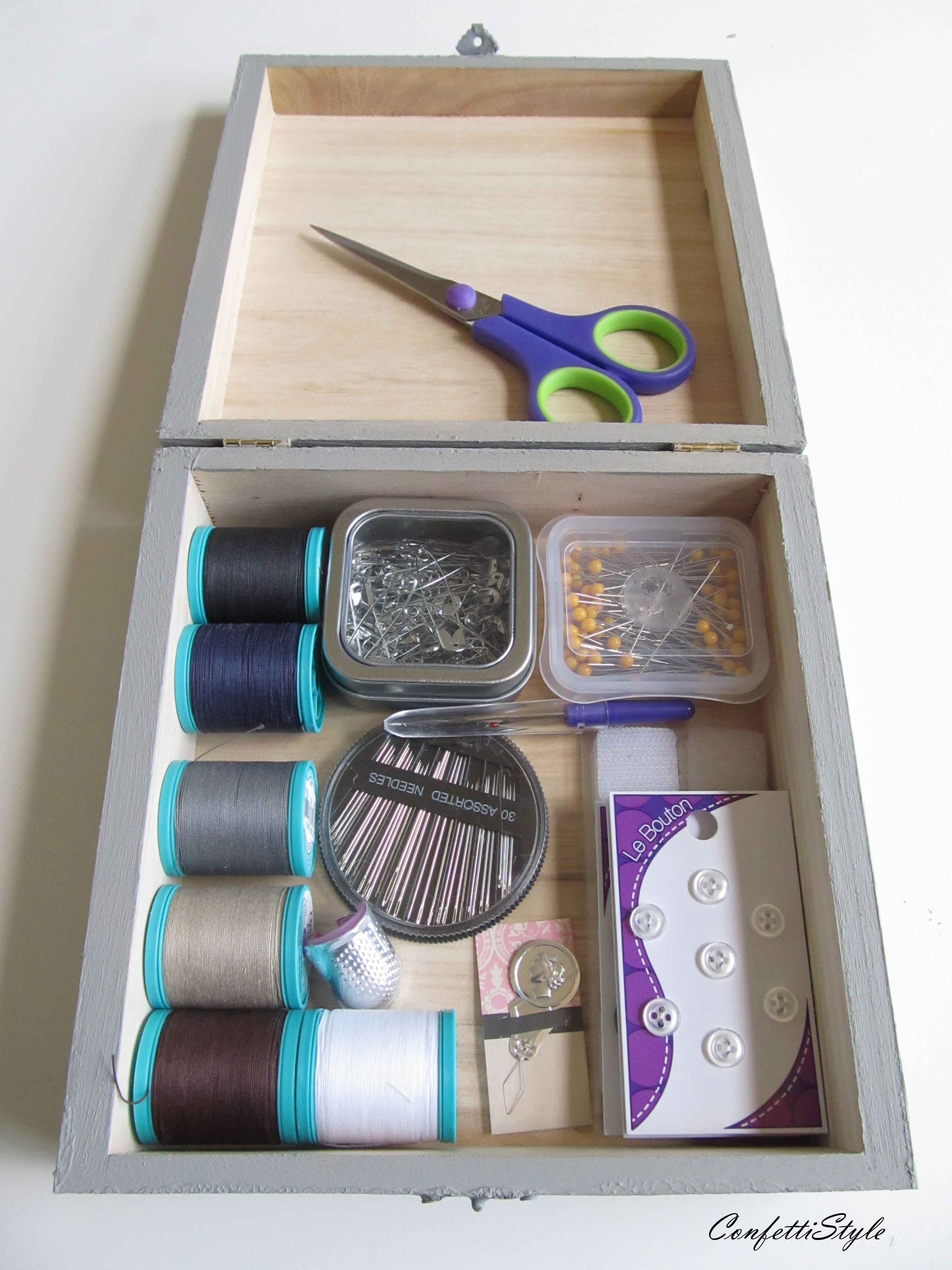 Sewing Kit Archives | ConfettiStyle