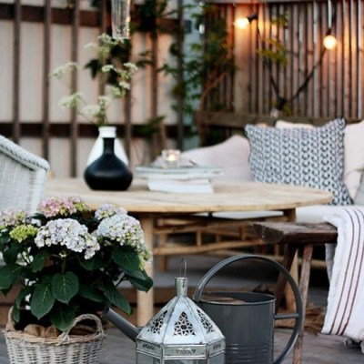 Outdoor Living {plus links you'll love}