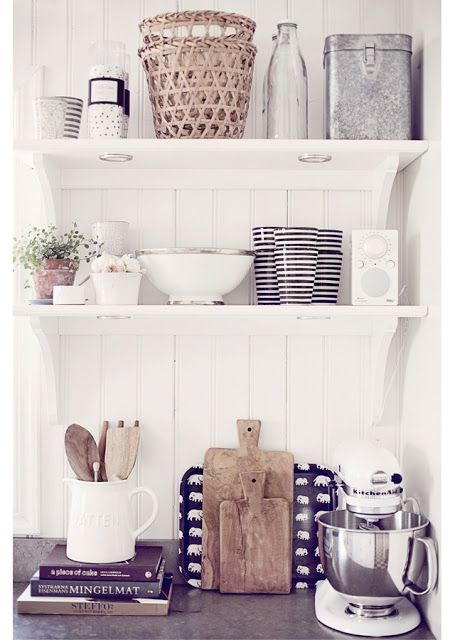 Style Amp Organization For Your Kitchen Counters Confettistyle