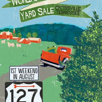 Longest Yard Sale 2014–900 Miles of Bargain Hunting