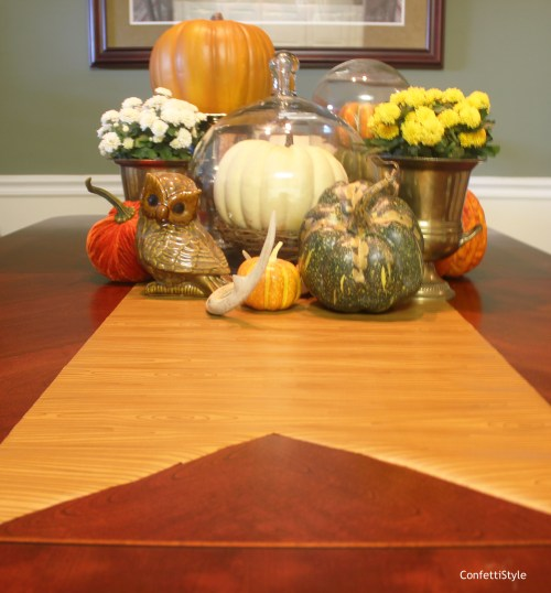 Fall 2014 Centerpiece by ConfettiStyle14