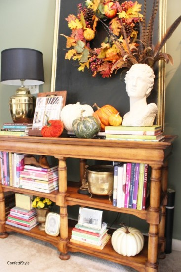 Fall Vignette by ConfettiStyle2