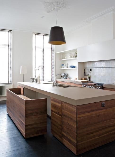 The Anatomy of a Kitchen Island | ConfettiStyle