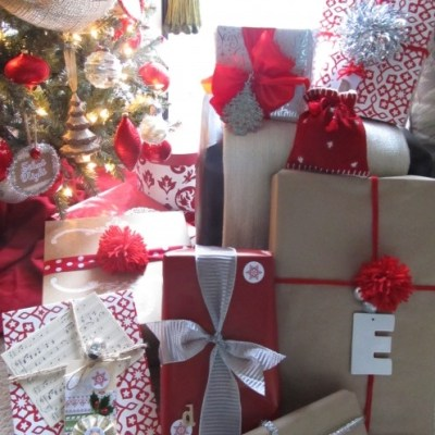 Creative Ways to Store Holiday Gift Wrap