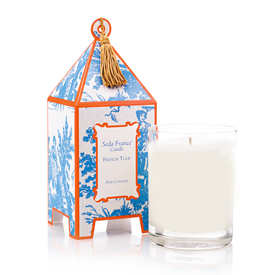 French Tulip Sade France Candle