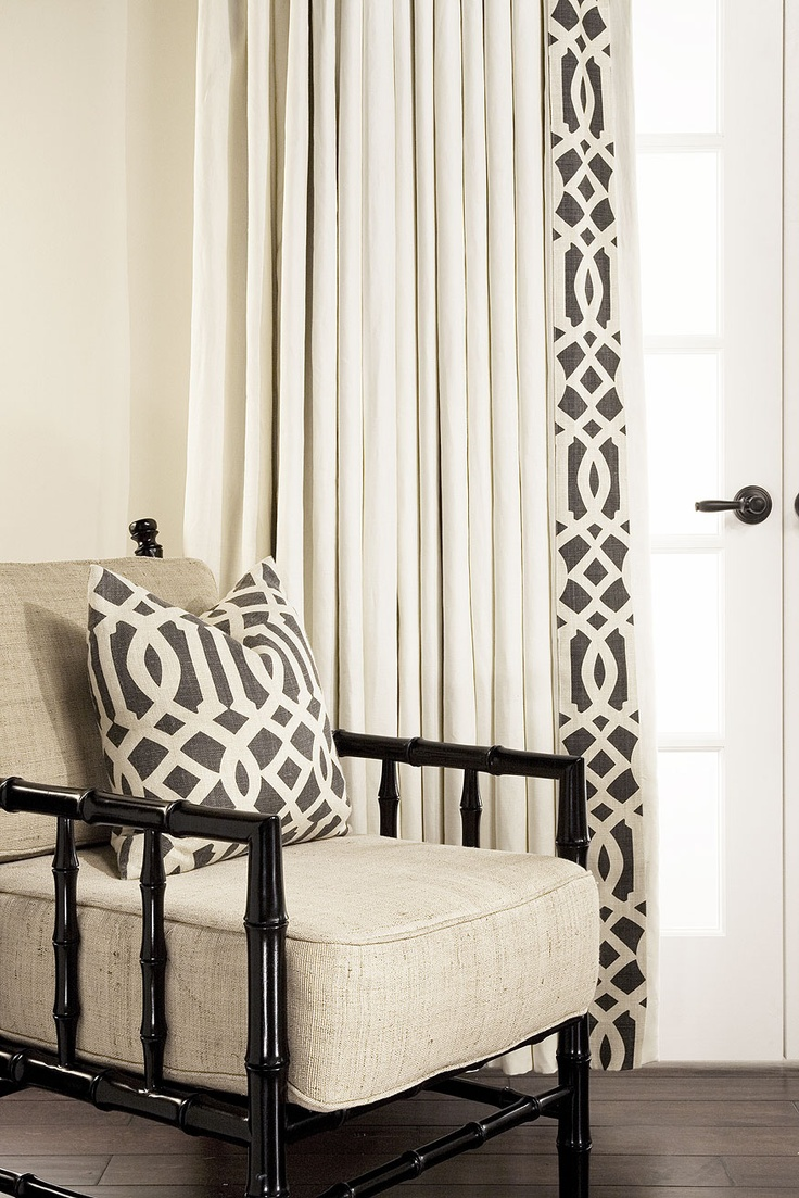I'm Back & The Easiest Way to UpStyle Plain Window ... on Draping Curtains Ideas  id=25735