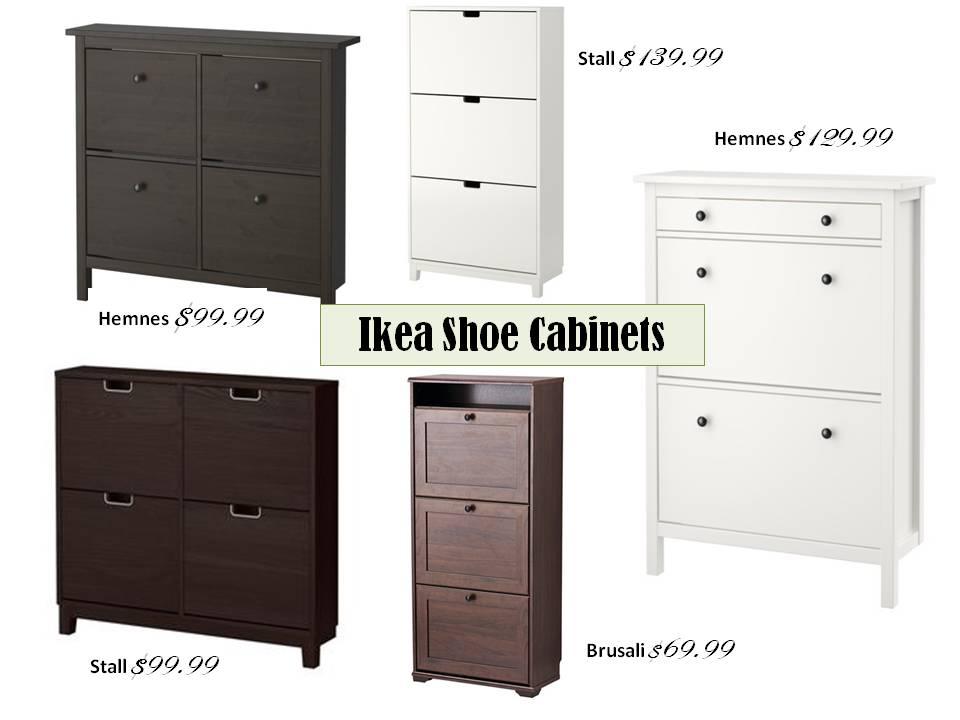 Slide1  sc 1 st  ConfettiStyle & Product + Inspiration: Hemnes Shoe Cabinet | ConfettiStyle