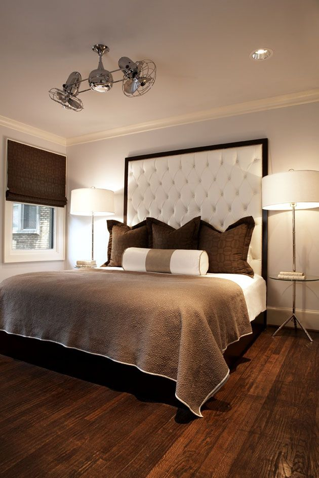 for more ambient lighting consider a larger scale floor lamp with an ample size shade for more direct task lighting to read by look at swing arm or bedroom ambient lighting