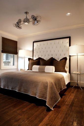 Bedrooms--Floor Lamp