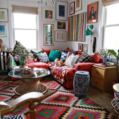 Design Trend Defined:  Boho Chic