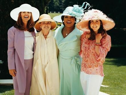 Oprah's Garden Party1