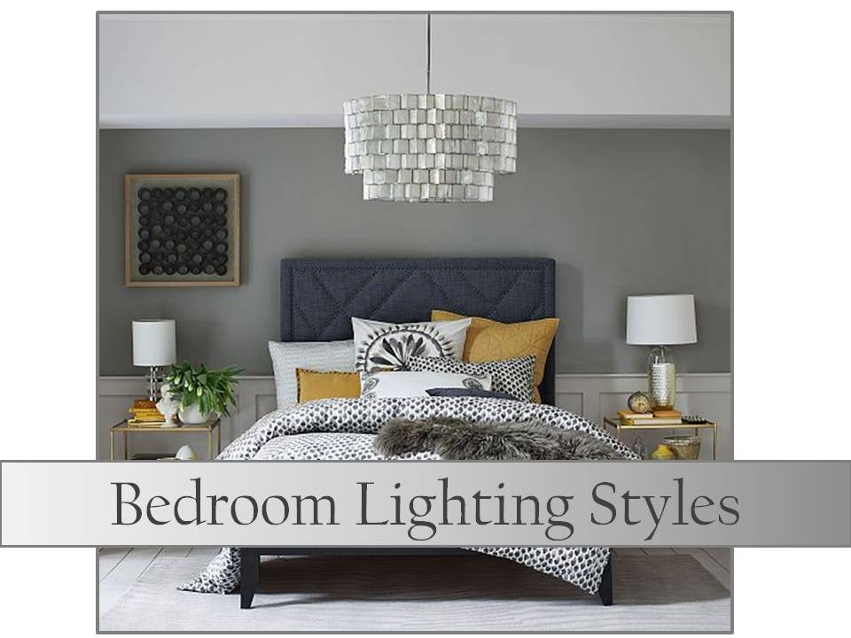 Bedroom Lighting Four Options To Consider Confettistyle