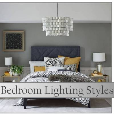 Bedroom Lighting:  FOUR Options to Consider
