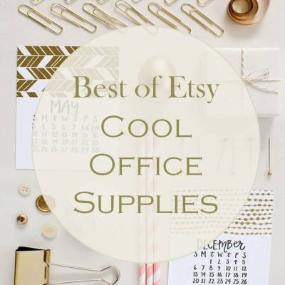 Best of Etsy:  Cute Stuff For The Office