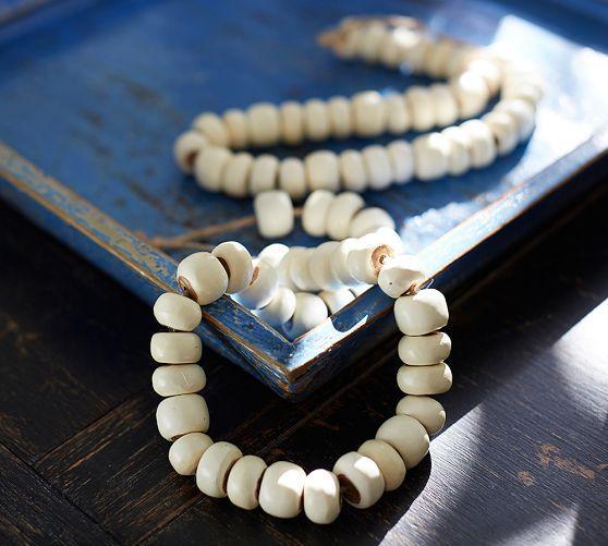 Easy Accessorizing Idea Wood Beads Confettistyle
