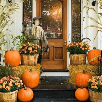 FIVE Easy & Stylish Ways To Add Fall Decor To Your Home